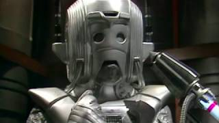 Cyberman Voice Test