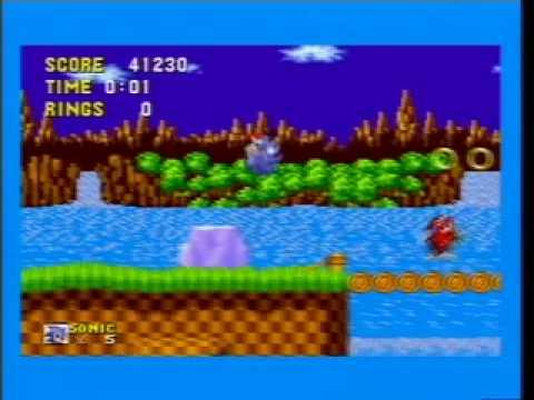 sonic the hedgehog megadrive soluce