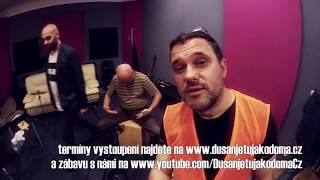 Video Kapela JAKODOMA natáčí ve studiu DEMA