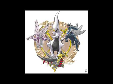 Pokémon Movie 12 (Arceus And The Jewel Of Life) Music - Battle Of The Gods - Extended