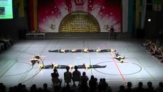 Royal Dancers - Süddeutsche Meisterschaft 2014
