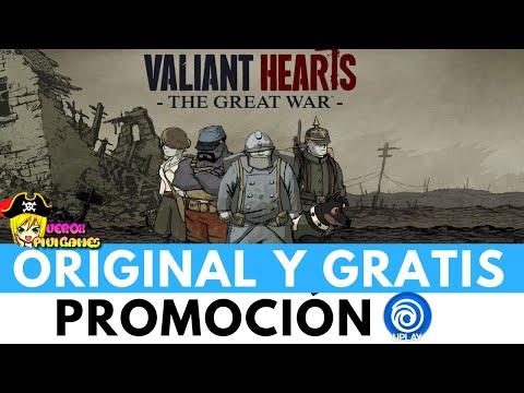 ESTÁN REGALANDO VALIANT HEART THE GREAT WAR