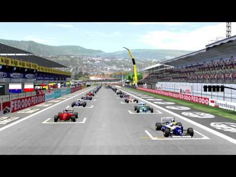 Presentacion Evento Especial F1 1994 F1LFRacing