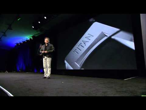 nvidia - GTC 2013 kicks off with NVIDIA Co-founder and CEO Jen-Hsun Huang's keynote address. This first segment of his address features the awesome processing power o...