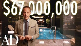 Video Inside a $67M NYC Mansion with an Entire Spa Floor | On the Market | Architectural Digest MP3, 3GP, MP4, WEBM, AVI, FLV Agustus 2019