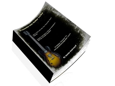 50 essential jazz guitar licks pdf