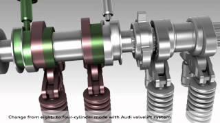 W2012152 Audi S8 cylinder