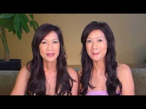 Romantic Dinner For Him Look And Tend Skin Review- Beauty Consultants Ava Tai And Arlene Tai