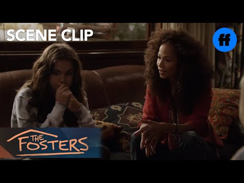 The Fosters 2.13 (Clip 'Callie's Bad News')