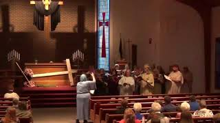 03/30/18 Adult Choir Good Friday Cantata