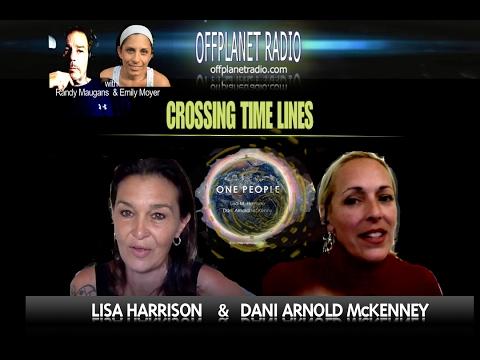 Lisa Harrison  & Dani Arnold McKenney: Crossing Time Lines (видео)