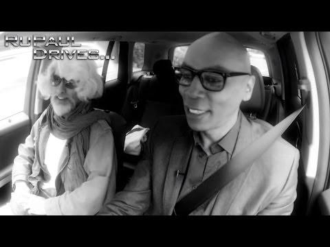 RuPaul Drives… Mathu Anderson