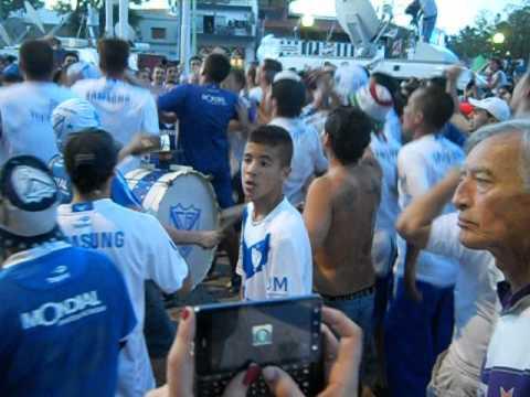 Velez es una cosa de loocooos♫ - Velez Campeón - La Pandilla de Liniers - Vélez Sarsfield