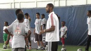 /2014 KickStart Program Launch with KIA, Toronto FC & Toronto Community Housing
