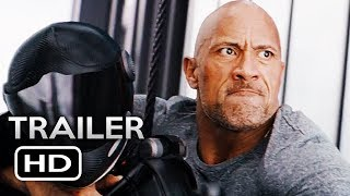 HOBBS AND SHAW: FAST & FURIOUS Official Trailer (2019) Dwayne Johnson Action Movie HD