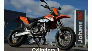 1. 2008 KTM SMC 690 - Specification and Specs