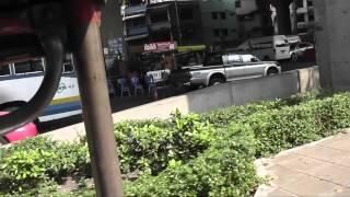 Travelling In Bangkok By Tuk Tuk