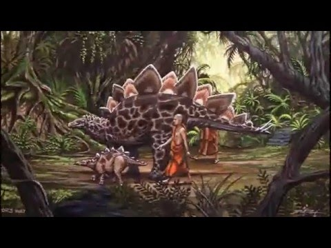 Michael Fairs' CRYPTOZOO - Living Dinosaurs