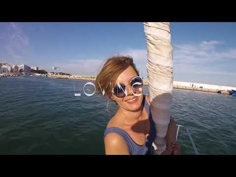 Ep. 21- Es Trenc, Mallorca. Part 2. Sailing Balearic Islands. Navegar a vela Mediterraneo._A héten feltöltött legjobb vitorlázás videók
