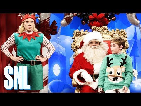 Saturday Night Live Visit with Santa