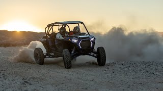 10. Vehicle Shakedown: Polaris RZR XP® 4 Turbo S