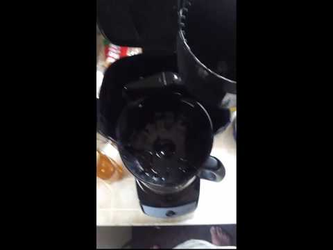 Mr. Coffee CG12 Switch Coffee Maker  Review