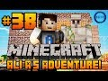 "Minecraft - Ali-A's Adventure #38! - ""Mr IRON GOLEM!"""