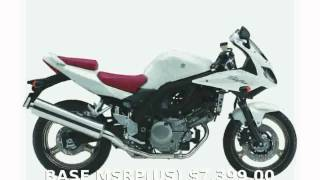 2. 2007 Suzuki SV 650S ABS  Features Engine Info Specification Top Speed Transmission