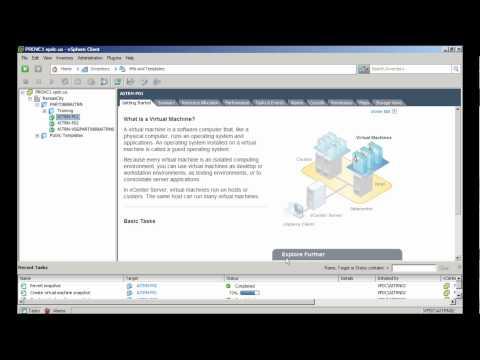 VMware Snapshot Best Practices