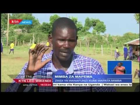 Zaidi ya wanafunzi kumi wapata mimba katika shule ya msingi ya Pemja kaunti ya Nandi