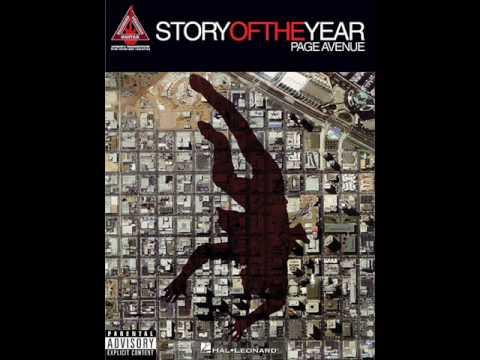 Tekst piosenki Story Of The Year - Burning Years po polsku
