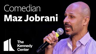 Video Comedian Maz Jobrani | LIVE at The Kennedy Center MP3, 3GP, MP4, WEBM, AVI, FLV Mei 2018