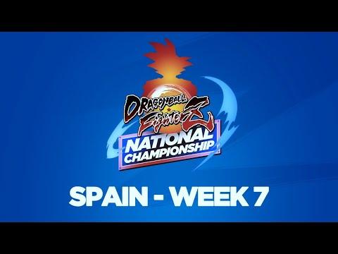 Dragon Ball FighterZ National Championship Spain Week 7