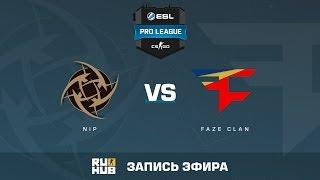 FaZe vs. NiP - ESL Pro League S5 - de_overpass [ceh9, Anishared]