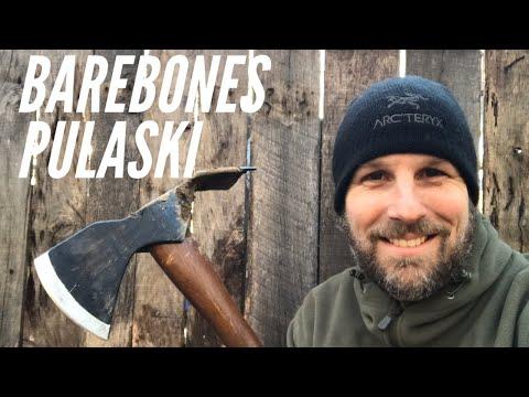Barebones Pulaski: Chop, Dig, Split Wood With This Tool