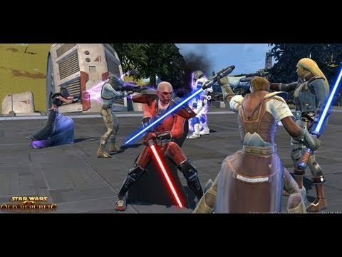 preview-Star Wars: The Old Republic - E3 2011: IGN Live Commentary (IGN)