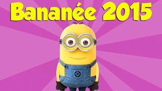 Les Minions vous souhaitent une Bananée 2015 - YouTube