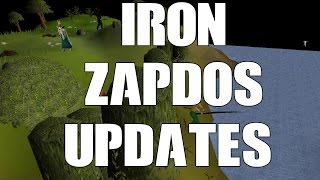 Old School Runescape Iron Man Commentary! New Series, Been working on my iron man quite a bit over the past few days, here are a few updates on stats, goals and achievements with a quick looksie at the unorganised bank!