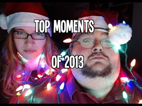 top moments - My top moments of 2013. Just a short sampling of the things that happened to me, my family, and my channel in 2013 :)