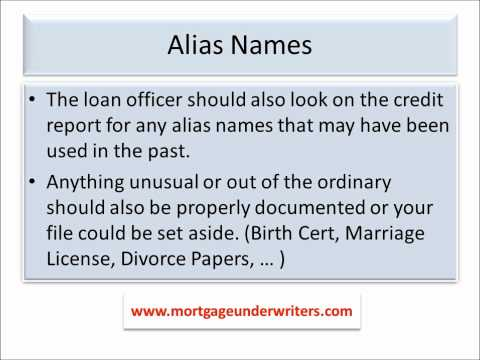Mortgage Underwriting Process Tips