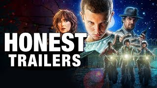 Video Honest Trailers - Stranger Things MP3, 3GP, MP4, WEBM, AVI, FLV Oktober 2018