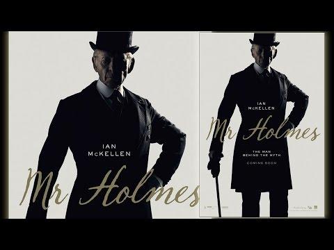 First Glimpse Of Sir Ian McKellan As Sherlock Holmes – AMC Movie News