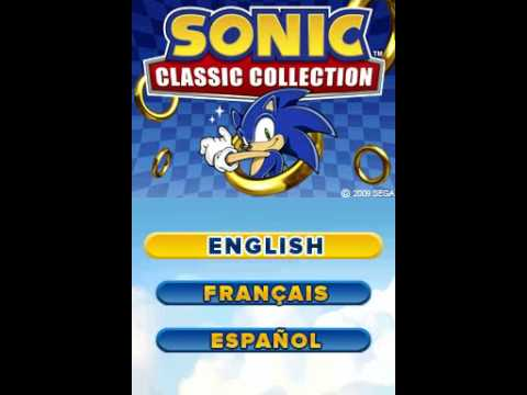 sonic classic collection nintendo ds review