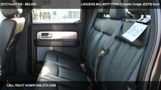 2013 Ford F150 4WD FX4 - for sale in Bentonville, AR 72712