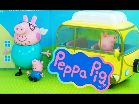 Peppa Pig Toy Review Character Toys