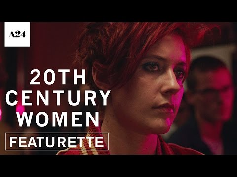 20th Century Women (Featurette 'Greta Gerwig')