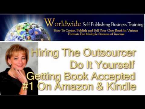 Self Publishing – Publish Your Own Book, Book Publisher's Dream