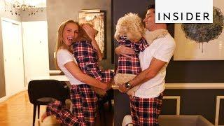 Matching Pajamas For You And Your Dog