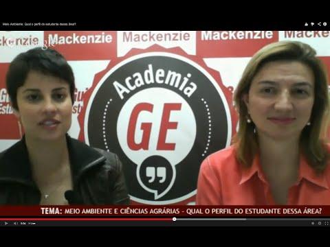 Academia GE: Meio Ambiente e Ciências Agrárias - qual o perfil do estudante dessa área?