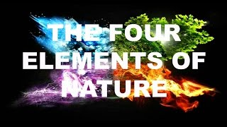 The Elements of Nature